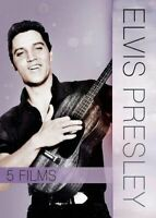 Elvis Presley: 5 Movie Collection (5 Disc) DVD NEW