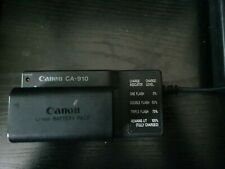Genuine Original Canon Charger / Compact Power Adapter CA-910 XL1 XM1 XM2 GL2