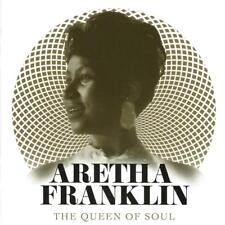 Aretha Franklin The Queen of Soul 2 CD NEW