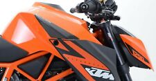 KTM 1290 Super Duke R 2014-2019 R&G Racing Carbon Fibre Tank Sliders | TS0020C