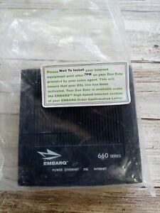 Embarq EQ-660R ADSL Roiuter NIP