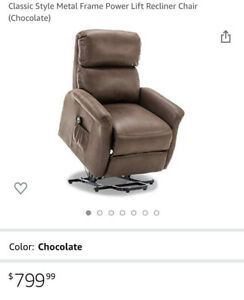 belarado lift chair