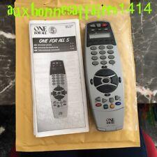 One For All 5 - Urc 7552 Télécommande Universelle avec Affichage Neuve+ Notice