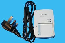 GENUINE ORIGINAL CB-2LYE CANON CHARGER NB-6LH NB-6L BATTERY SX240 HS SX260 HS
