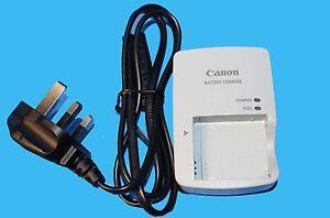 GENUINE ORIGINAL CB-2LYE CANON CHARGER NB-6LH NB-6L BATTERY SX240 HS SX260 HS