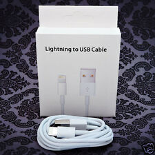 Lightning Cable 3 ft (1M) Certified Charger for Apple iPhone X 8 7 6 5 - NIB