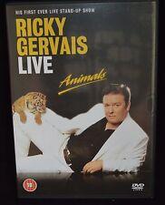 Ricky Gervais: Animals - Live  (D0010)