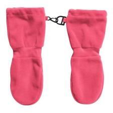 Accessoires moufles rose pour fille de 2 à 16 ans