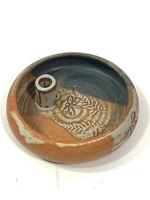 New Frye Pottery Inc Ikebana Flower Arrangement Technique Vase Japanese Gift 👘