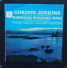 LP - Gordon Jenkins & His Orchestra, Hawaiian Wedding Song - CBS Mono KLL 1734