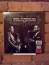 Ben Webster & Johnny Hodges: The Complete 1960s Jazz Cellar Session (VINYL)