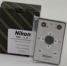 Nikon Genuine MLL5 Remote Control for Nikon Coolpix S1100PJ Digital Camera NEW