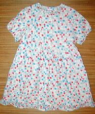 Cakewalk by Oilily Girls Butterfly Print Dress Size 128 8 EUC