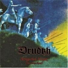 Drudkh - The Swan Road CD 2010 folk black metal Ukraine reissue jewel case