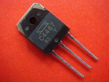 100p 2SC4467 Original Pulled Sanken Power Transistor 8A 120V NPN Si C4467 TO-3P