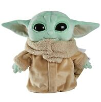 Mattel Star Wars The Child Plush Toy 8-in Small Yoda Baby from The Mandalorian