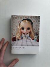 Doll Snaps Blythe book Japan Kenner Momoko BJD Twiggy Barbie Susie Sad Eyes