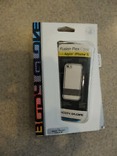 Body Glove Fusion Flex Cell Phone Case for iPhone 5/5s/SE crc93373 - Black