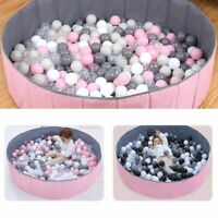Folding Ocean Ball Pool Pit Kids Children Game Play Toy Tent Outdoor Indoor Gift