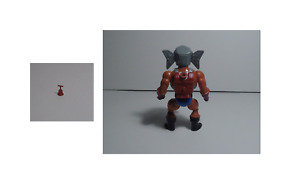 Replica MOTU He-man Snout Spout red rubber plug Made in the USA