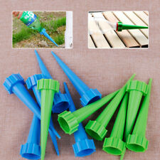 12Pcs Automatic Watering Irrigation Spike Garden Plant Water Cone Drip Sprinkler