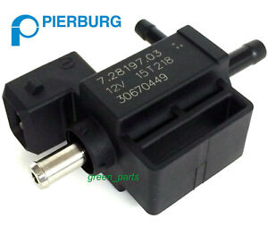 GENUINE Boost Solenoid Valve for Ford Focus ST225  N75 RS MK2 Mondeo S-MAX