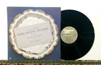 Evening With George Shearing And Mel Tormé, LP 1982 - Jazz Legends - NM Vinyl