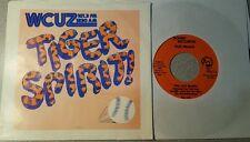CUZ Shufflin' Crew – Tiger Spirit / The CUZ Shuffle ~ (VG++) Detroit Tigers