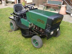 Atco 830 ride on mower / garden tractor