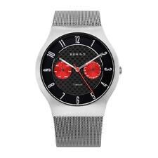 Armbanduhren im Luxus-Stil mit 12-Stunden-Zifferblatt und mattem Finish