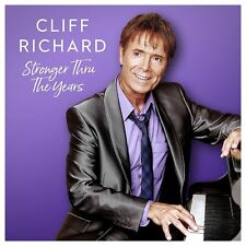 CLIFF RICHARD STRONGER THRU THE YEARS 2 CD MUSIC SET 2017