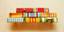 Original Vietnam War - Ww2- Korea 8 Place Ribbon Bar China Service Vietnam 60-