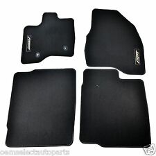 OEM NEW 2013-2015 Ford Explorer SPORT Charcoal Black Carpet Floor Mats Ecoboost
