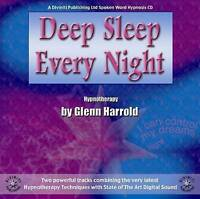 Deep Sleep Every Night by Glenn Harrold (2002, CD)***NEW*** Fast and FREE P & P