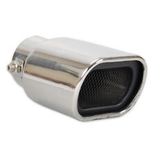 63MM Straight Stainless Steel Exhaust Tails Rear Tail Silencer Tip Pipe End