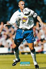Football Photo>MATT ELLIOTT Leicester City 1998-99
