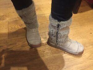 Art Fur Boots