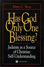Has God Only One Blessing?: Judaism As a Source of Christian Self-Unde-ExLibrary