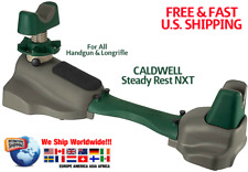 STEADY REST NXT Adjustable Handgun & Rifle Ambidextrous Caldwell SHOOTING REST
