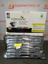 Expression R-Q6001A R-Q6002A Toner Cartridge Cyan HP Replacement New Lot of 4 HP