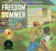 Freedom Summer by Deborah Wiles (2014, Picture Book, Special)