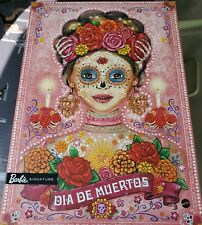 *IN HAND* Barbie Dia De Los Muertos 2020 Doll - Day of The Dead DOTD Pink