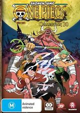 One Piece (Uncut) Collection 30 (Eps 361-372) NEW R4 DVD