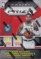 2017-18 Panini Prizm Basketball Blaster Box (6 Packs of 4 Cards: 1 Memorabilia)