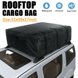 550 Litres Car Roof Bag Water Resistant Cargo Carrier Storage Roof Top  R