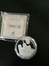 1996 AMERICAN MINT FRANCE .999 Silver Medal Encased