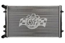 Radiator-1 Row Plastic Tank Aluminum Core CSF 3159