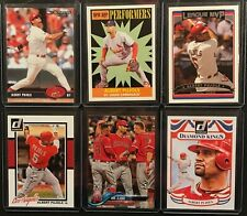 "Albert Pujols Baseball Card Lot - 2007 Topps Heritage ""New Age Performers""!"