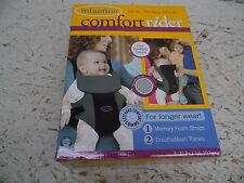 Infantino Comfort Rider Baby Carrier Backpack and Front Pack 8-22 lbs