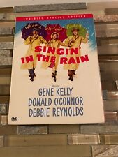 Singin in the Rain (Dvd, 2002, 2-Disc Set, Two Disc Special Edition) A1
